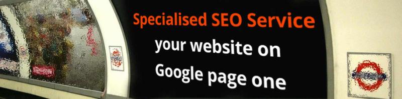 London based SEO agency