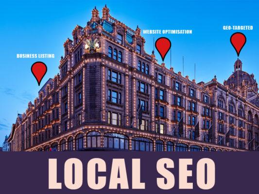 Affordable SEO agency in Knightsbridge