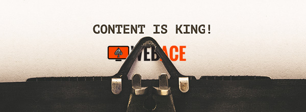 Content writing service by MyWebace