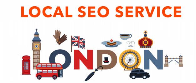 Local SEO service in London